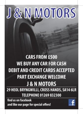 jn-motors - A5 DS 350gsm Silk FC Leaflets x500