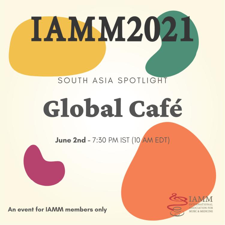 Global Café - South Asia