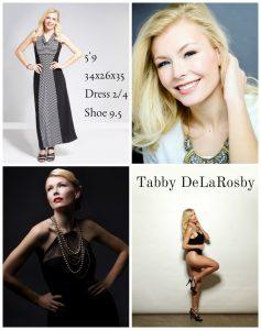 Tabby DeLaRosby