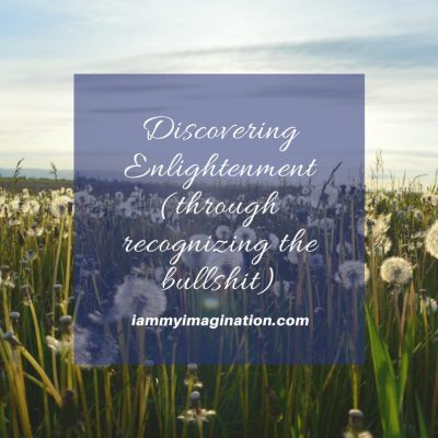 Discovering Enlightenment (Through Recognizing the Bullshit)