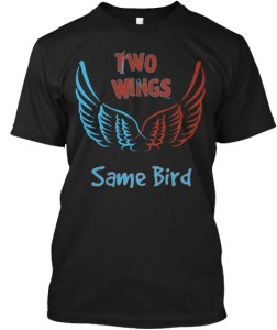 Politics Two Wings Same Bird Image