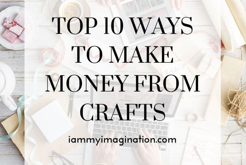 make money from crafts