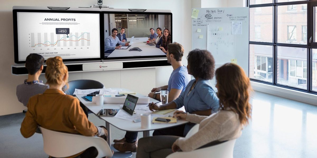 Polycom Voice And Video Collaboration