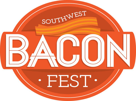 southwest bacon fest logo