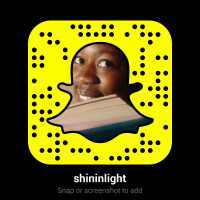 Join me on snap chat!
