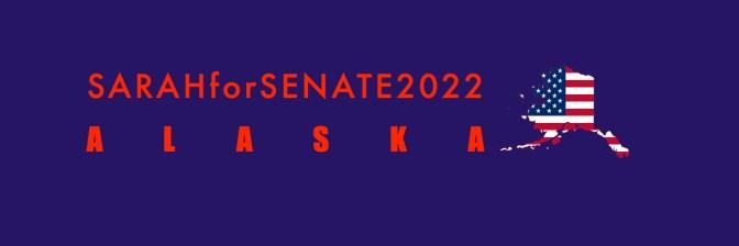 Sarah for Alaska