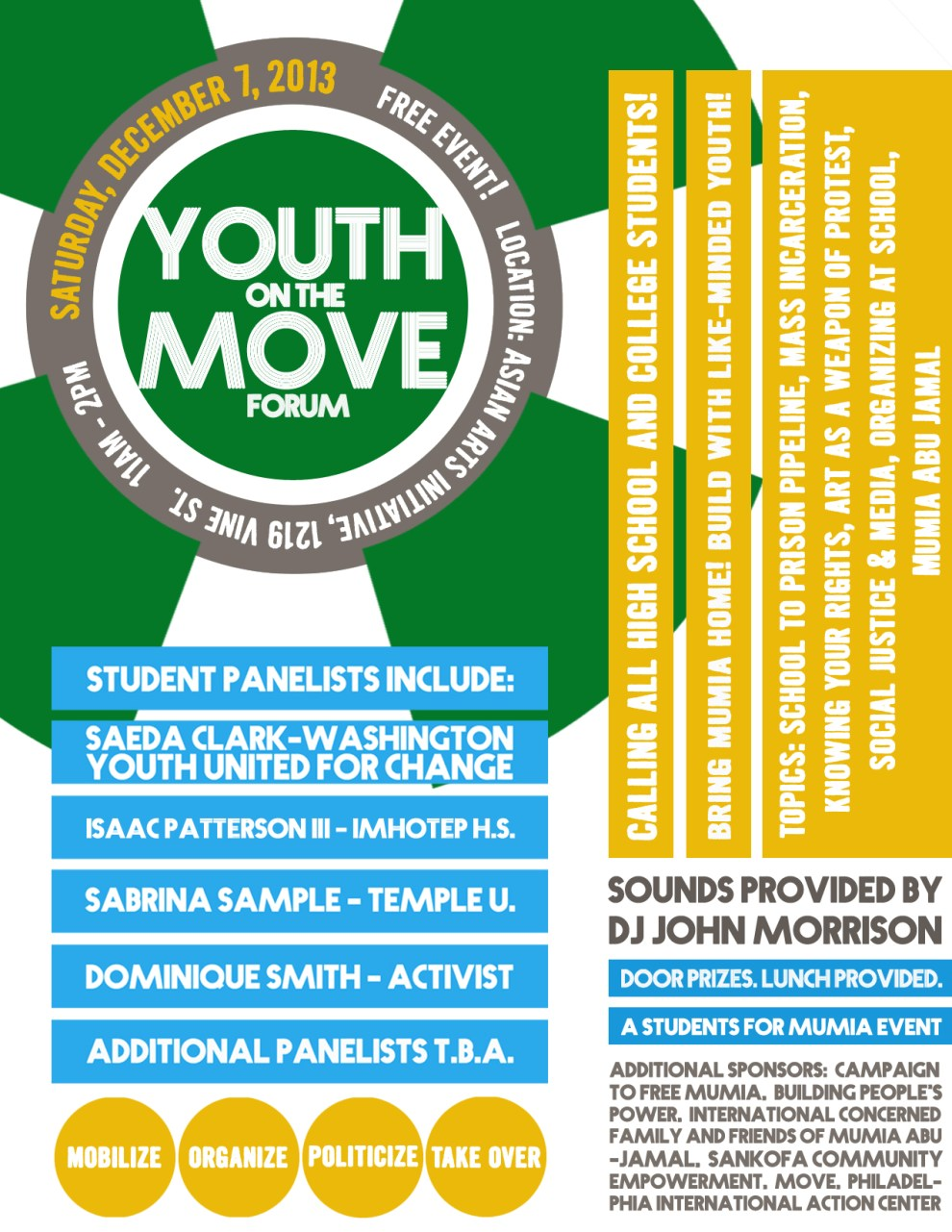 Youth on the Move Forum