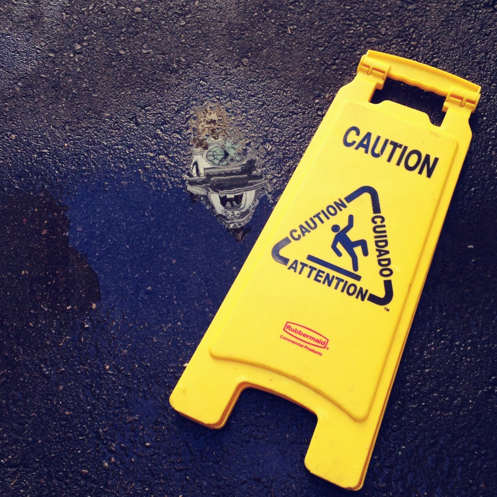 CAUTION: I be on my Philly sh*t.