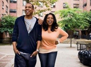 Oprah+JayZ
