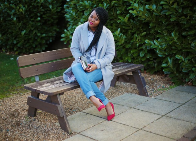 How to wear Coloured Heels, I Am NRC, Ngoni Top UK Fashion Blogger