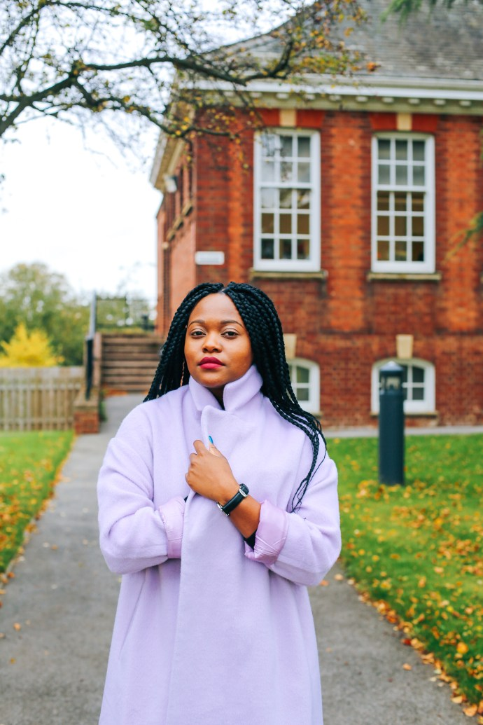 iamnrc, asos coat, camel coat lilac coat,ootd, wiw, what to wear, winter outfit
