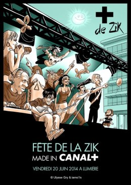 Flyer front plus de zik2
