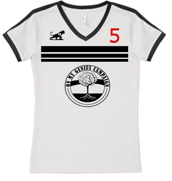 Ladies Regular Soccer Jersey