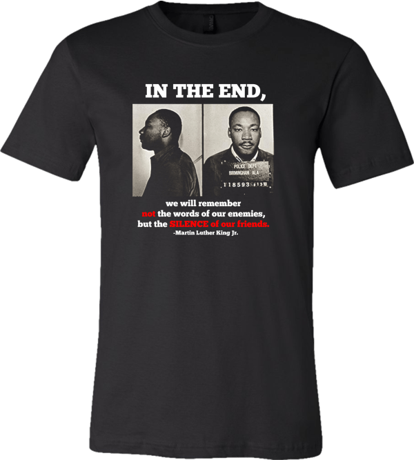 MLK - IN THE END