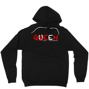 Queen Life Is Effortless Hoodie