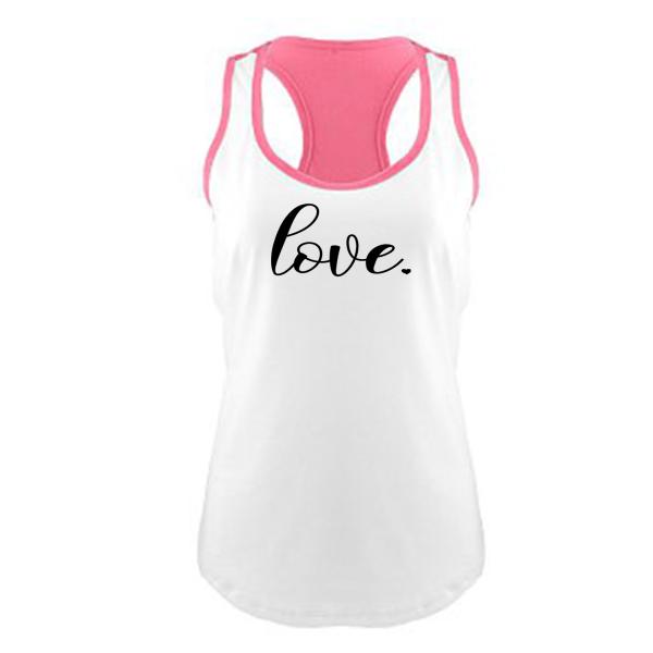 I Am... Love Tank Top