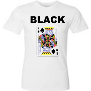 Black King of Spades Regular