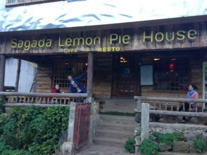 Sagada Lemon Pie House