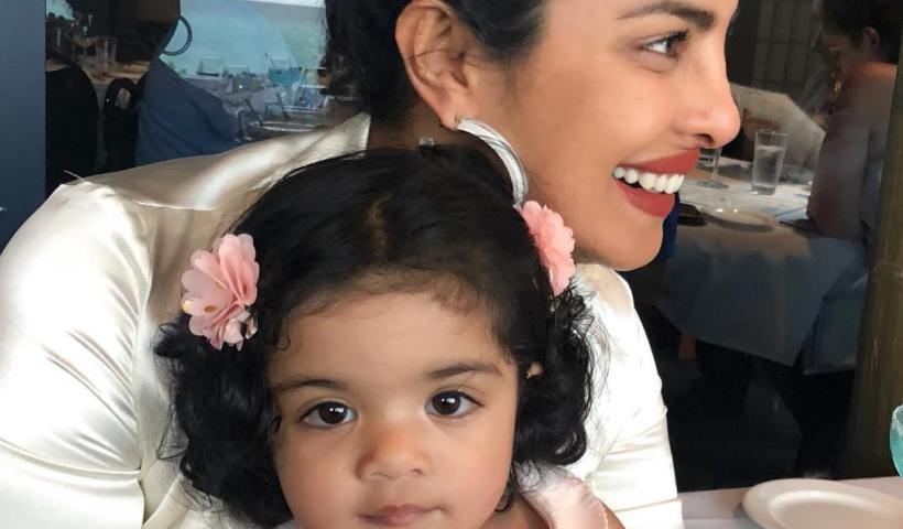 Priyanka Chopra Niece Sky Krishna