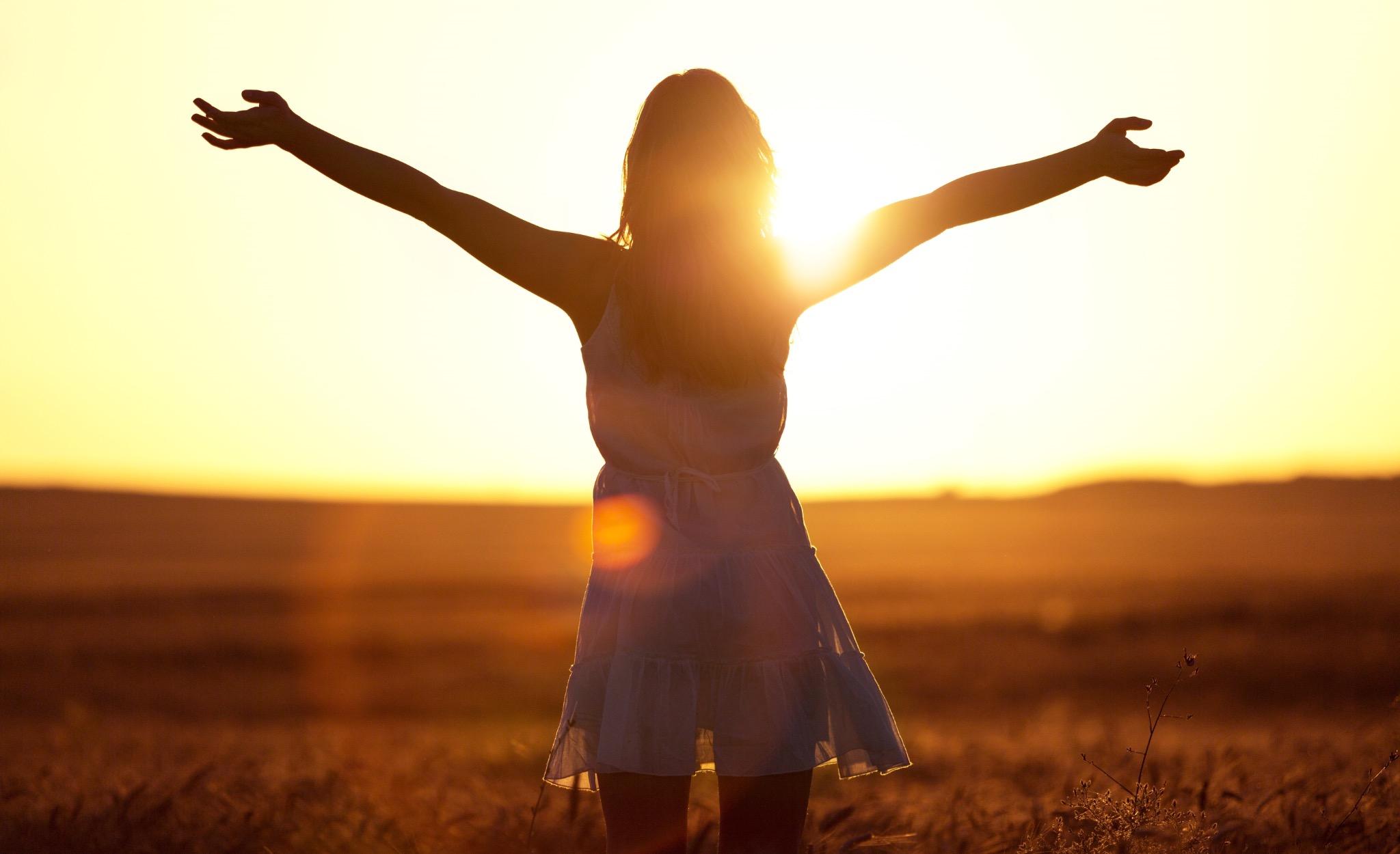 We Rejoice.