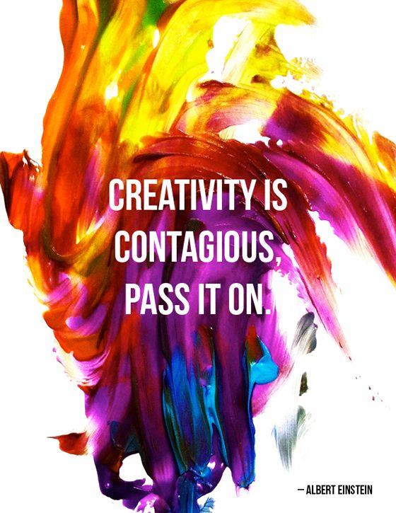 Creativity.