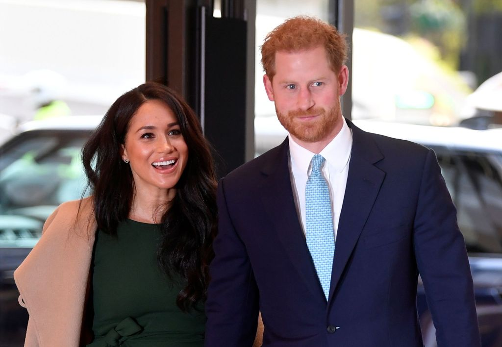 Harry and Meghan: what can we learn about mental health at work?