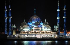 Crystal Mosque Malaysia