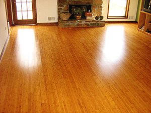 English: Bamboo flooring(http://www.floorprodu...