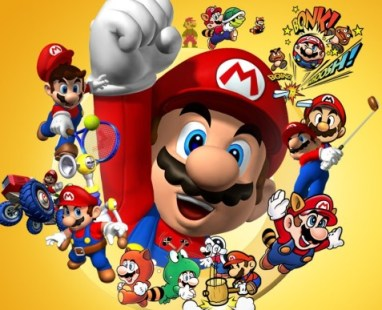 Super Mario Evolution