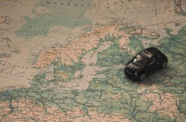 road trip to savannah - car map - http://iamsherrelle.com