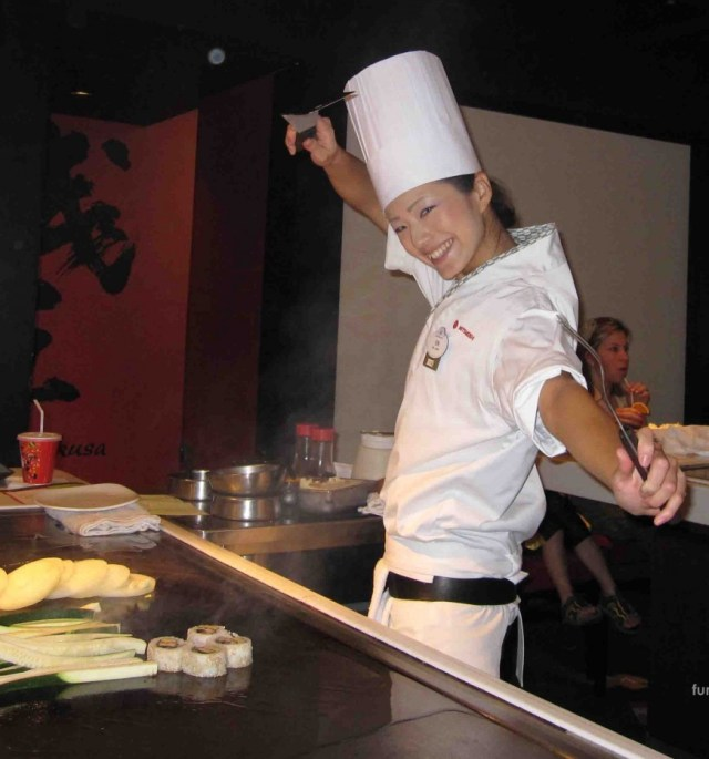 how to plan a trip to disney world - japan chef -http://iamsherrelle.com