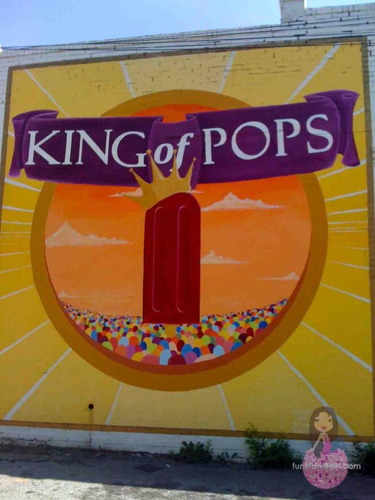 Best Thing I Ever Ate: King Of Pops - Sherrelle