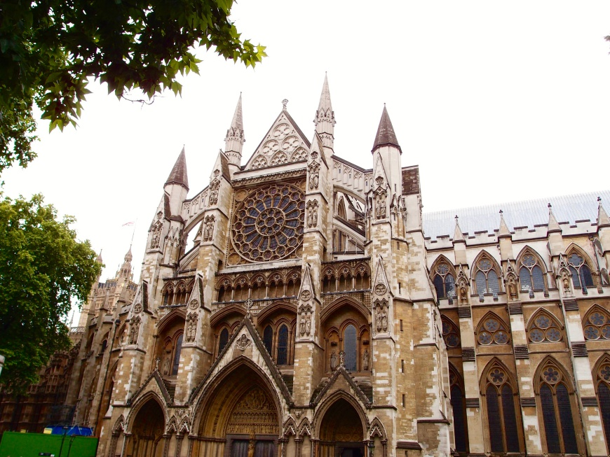 London Sightseeing - Westminster Abbey - http://iamsherrelle.com