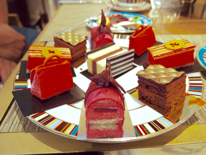 London Afternoon Tea Pret-A-Portea at Berkely http://iamsherrelle.com