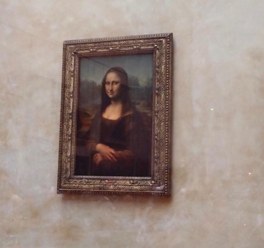 Mona Lisa Louvre http://iamsherrelle.com