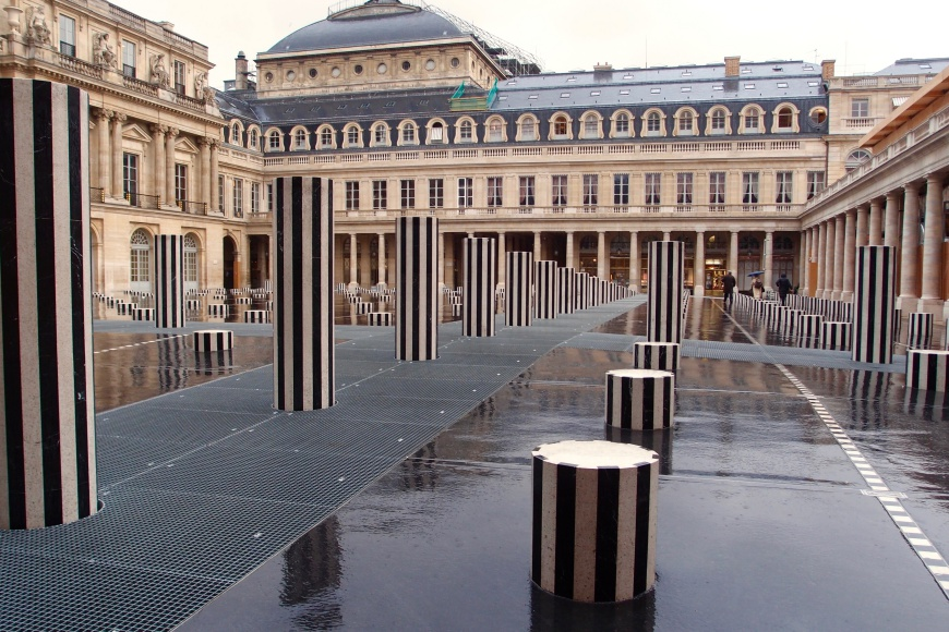 Paris Alone - Palais-Royal - http://iamsherrelle.com