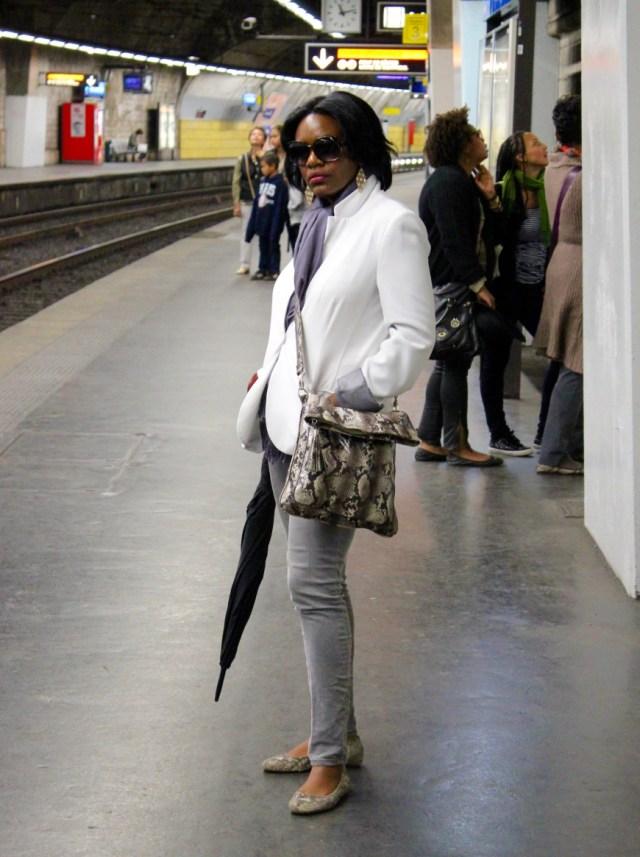 Paris Metro http://iamsherrelle.com