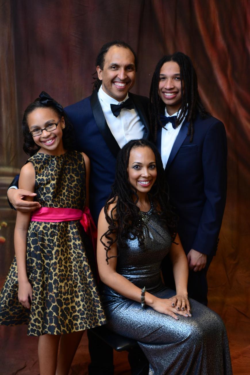 Inauguration of President Barak Obama - Jack and Jill Family - http://iamsherrelle.com
