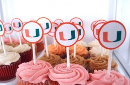 party decorations - Cupcake toppers http://iamsherrelle.com