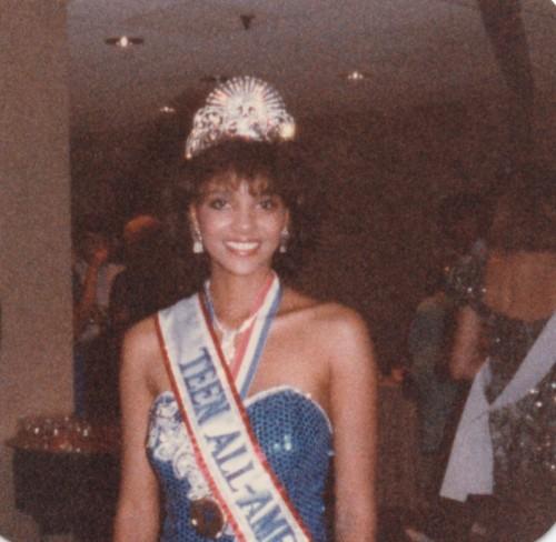 Halle Berry Miss Teen All-American http://iamsherrelle.com
