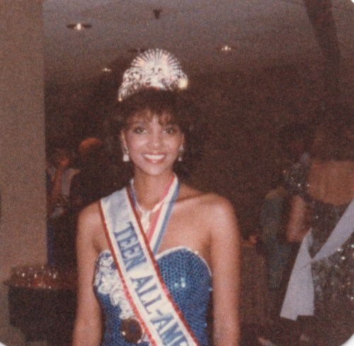 Halle Berry Miss Teen All-American http://iamsherrelle.com