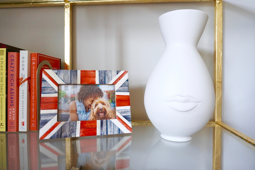 Jonathan Adler Mr/mrs vase