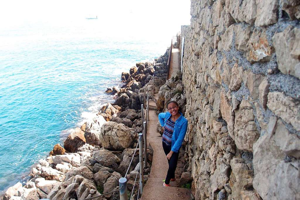 Hiking the Sentier du Littoral, Cap d'Antibes