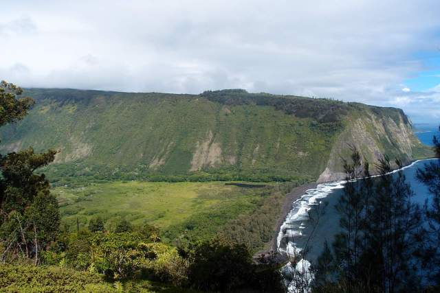 Waipi'o Valley is one of the 7 Things You Must Do On The Big Island, Hawaii