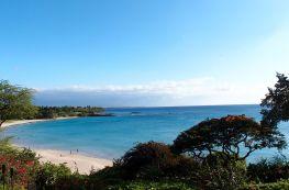 4 Great Beaches On The Big Island, Hawaii.   Muana Kea Beach - Sherrelle