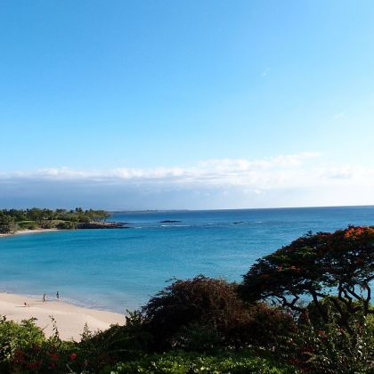4 Great Beaches On The Big Island, Hawaii. | Muana Kea Beach - Sherrelle