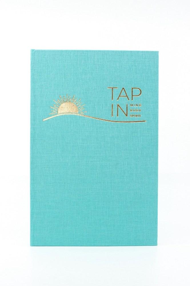 TAP IN wellness journal