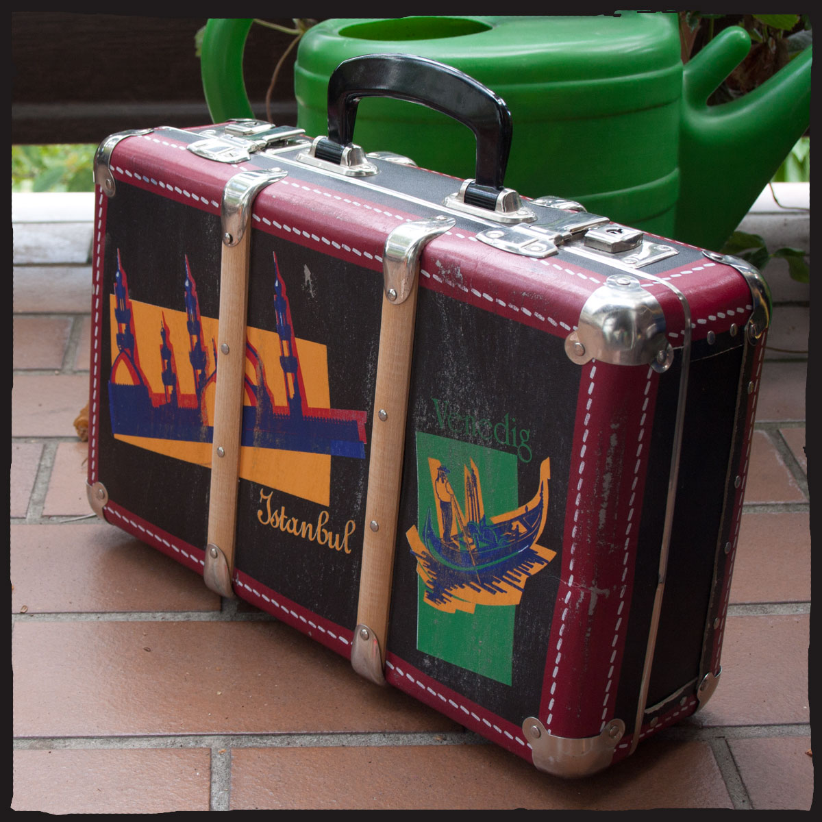 Travel In Style Customize Your Luggage