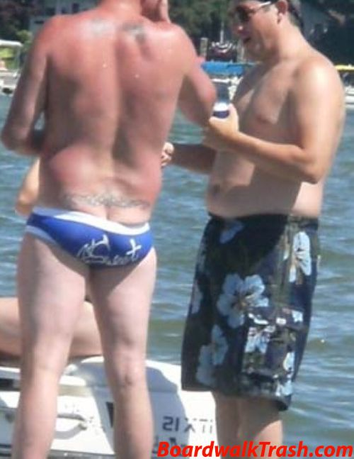 Searching for the elusive male tramp stamp (3/6)