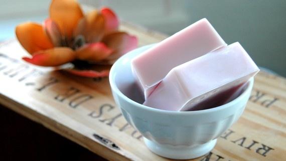 product photo soap jabón